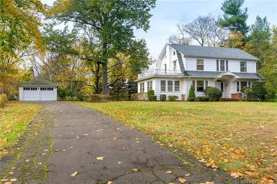 Cromwell Single Family Home For Sale: 475 Main Street
