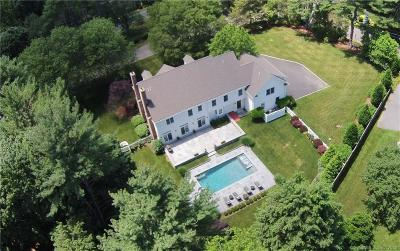 Westport Single Family Home For Sale: 4 Silver Brook Road