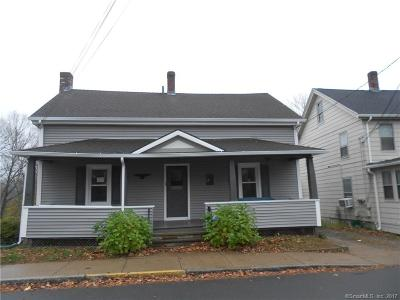 Stafford Multi Family Home For Sale: 44 High Street