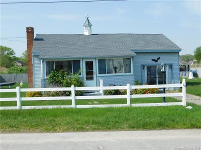 Old Saybrook Single Family Home For Sale: 44 Beach Road West