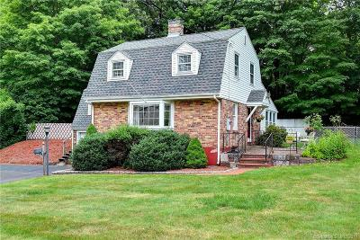 Rocky Hill Single Family Home For Sale: 2680 Main Street