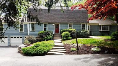 Southbury Single Family Home For Sale: 83 Deer Hill Road