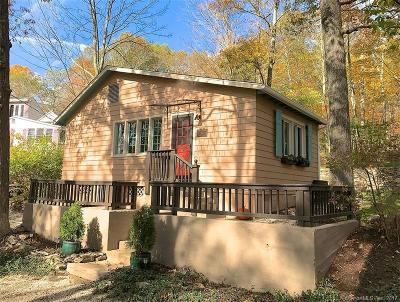 Coventry Single Family Home For Sale: 38 Spring Road
