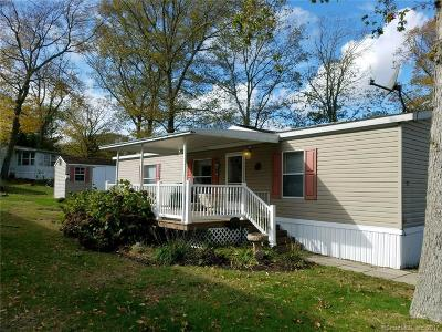 Stonington Single Family Home For Sale: 77 Circle Drive