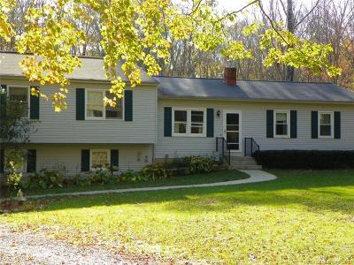 Ledyard Single Family Home For Sale: 116 Spicer Hill Road
