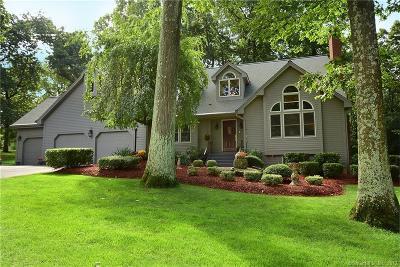 Ellington Single Family Home For Sale: 3 Ellridge Place