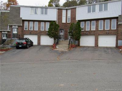 Meriden Condo/Townhouse For Sale: 184 Gravel Street #12
