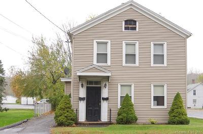Southington Multi Family Home For Sale: 270 N Main Street