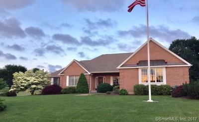 Newington Single Family Home For Sale: 22 Fieldstone Path