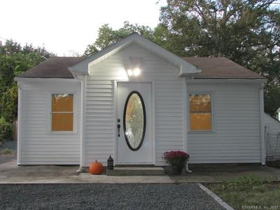 Rocky Hill Single Family Home For Sale: 12 Evans Road