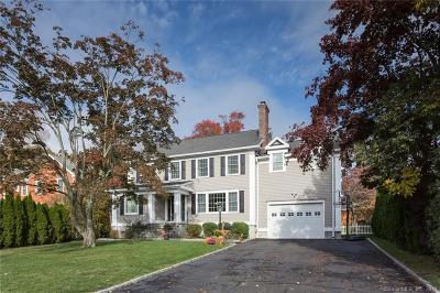 Stamford Single Family Home For Sale: 76 Knox Road