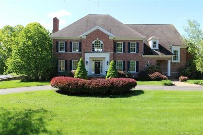 Avon Single Family Home For Sale: 19 Garnet Hill Lane