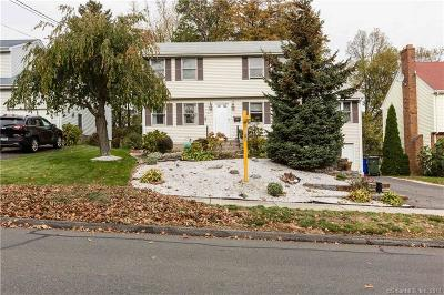Wethersfield Single Family Home For Sale: 41 Morrison Avenue