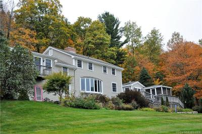 Simsbury Single Family Home For Sale: 208 Westledge Road