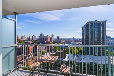 New Haven Condo/Townhouse For Sale: 100 York Street #16-F