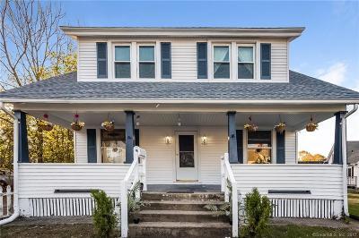 Norwich Single Family Home For Sale: 5 Burton Avenue