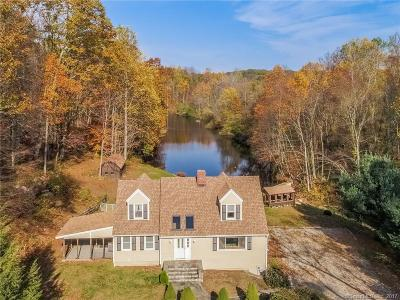 Monroe CT Single Family Home For Sale: $495,000