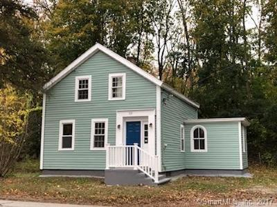 Norwich Single Family Home For Sale: 134 Otrobando Avenue