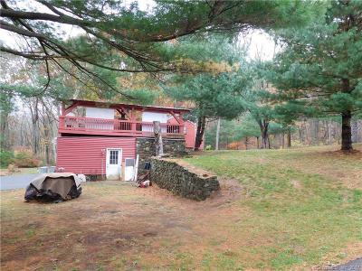 Orange Single Family Home For Sale: 836 Baldwin Road