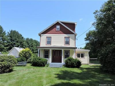 East Granby Single Family Home For Sale: 44 North Road