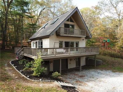 Griswold Single Family Home For Sale: 78 Osga Lane