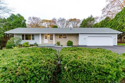 Norwich Single Family Home For Sale: 27 Tanglewood Drive