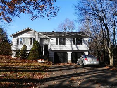 Wolcott Single Family Home For Sale: 178 Munson Road