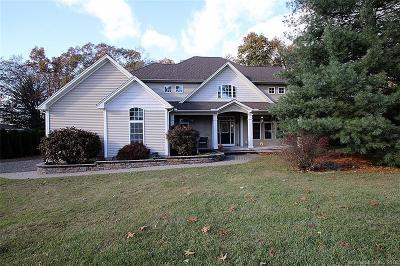 Plainville Single Family Home Show: 7 James Place