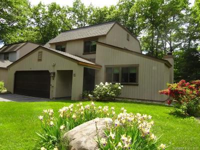 Avon Condo/Townhouse For Sale: 22 Cottonwood Drive #22