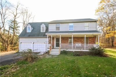 Redding Single Family Home For Sale: 3 Little Egypt Road