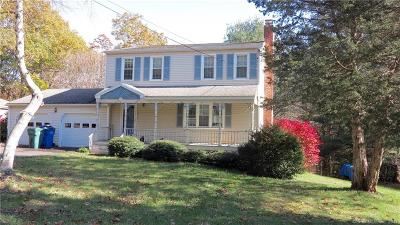Hamden Single Family Home For Sale: 101 Bender Road