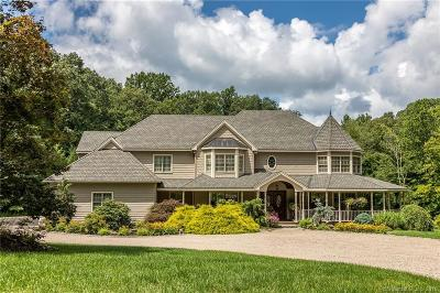 Woodbury Single Family Home For Sale: 283 Saw Pit Hill Road