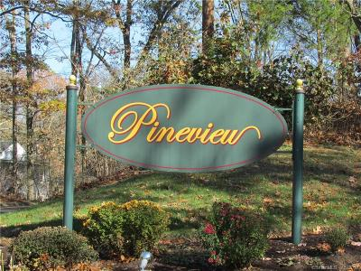 Branford Condo/Townhouse For Sale: 3 Pineview Drive #C