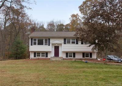 Monroe Single Family Home For Sale: 58 Hiram Hill Road