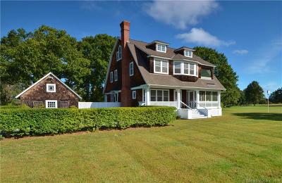 Old Saybrook Single Family Home For Sale: 549 Maple Avenue