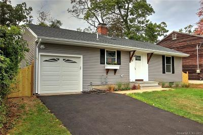 Milford CT Single Family Home For Sale: $299,900