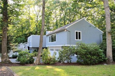 Wilton Single Family Home For Sale: 40 Pelham Lane