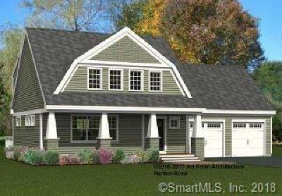 East Windsor Single Family Home For Sale: 1 Jessie Lane #Lot 2