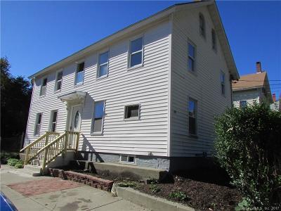 Norwich Single Family Home For Sale: 78 Roath Street