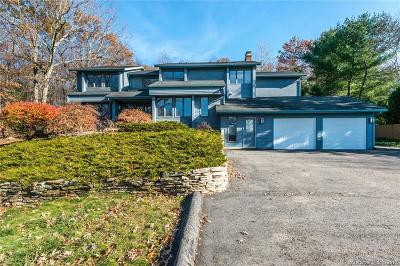 Glastonbury Single Family Home For Sale: 110 Grandview Drive