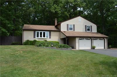 Southington Single Family Home For Sale: 128 Mandel Drive