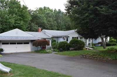 Windsor CT Single Family Home For Sale: $274,600