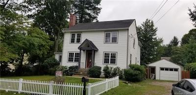Norwalk Single Family Home For Sale: 6 Harvard Street