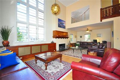 West Hartford Single Family Home For Sale: 133 Steele Road
