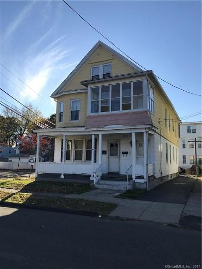 West Haven Multi Family Home For Sale: 180 Peck Avenue