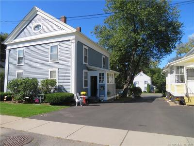 Suffield Multi Family Home For Sale: 195 South Main Street
