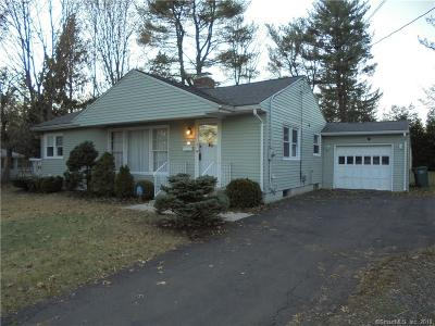 Cheshire Single Family Home For Sale: 87 Deepwood Drive