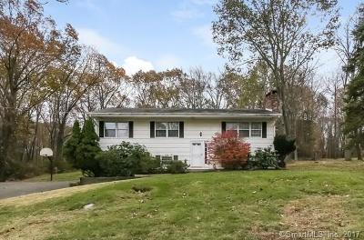 Fairfield County Single Family Home For Sale: 7 North Pleasant Rise Road
