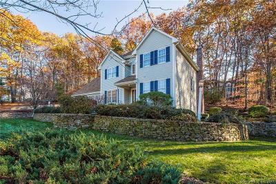 Avon Single Family Home For Sale: 11 Lexington Road