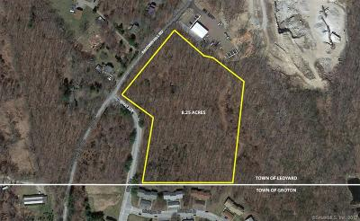 Ledyard Residential Lots & Land For Sale: 1322 Baldwin Hill Road